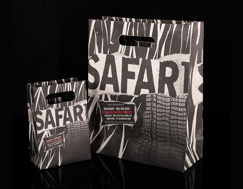 banner safari